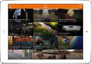 VLC for iOS download screenshot